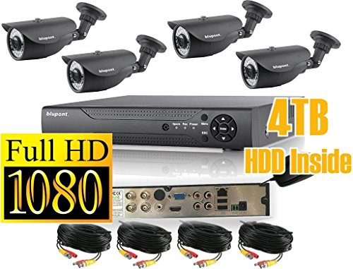 ScanFX 5 in 1 CCTV DVR/NVR mit 500 GB HDD GBE ETHERNET