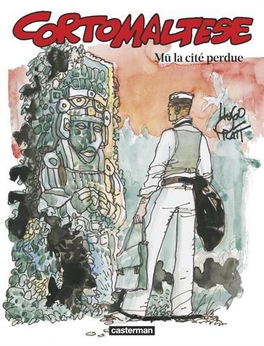 Corto Maltese en couleur, Tome 12 : Mu, la cité perdue