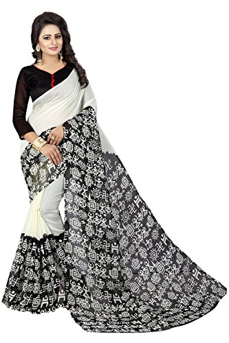 saree (Manorath™ Women's Saree for Festivals saree for woman best price offer...
