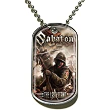 The Last Stand Dog Tag Kette