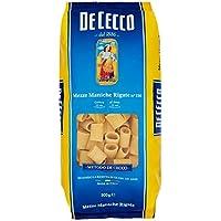 De Cecco Pasta Mezze Maniche Rigate n.136-500 gr