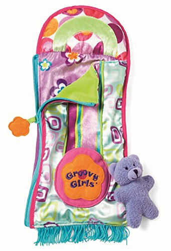 Manhattan Toy - 302690 - Accessoire pour Poupée - Groovy Girls - Sac de Couchage Snazzy Sleeper