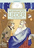 Weihnachtslieder für Kinder: Alte und neue Lieder zu Winter, Advent und Weihnachten. Kinderheft
