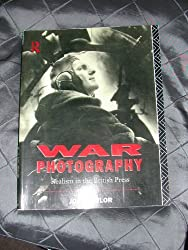 WAR/PHOTOGRAPHY PB (Comedia) by Taylor (1991-07-15)