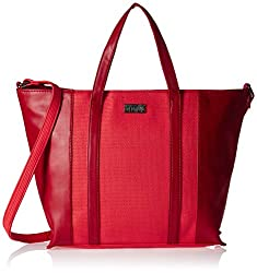 Peperone Women's Handbag (Red)