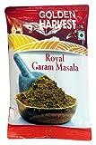 #9: Golden Harvest Spice Powder - Royal Garam Masala, 50g Pouch