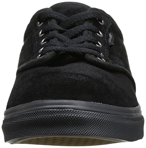 Vans W Atwood Low, Baskets mode femme Noir (Mte Black/Black)