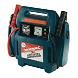 Silverline 234578 Silverstorm Jump Starter and Air Compressor, 12 A