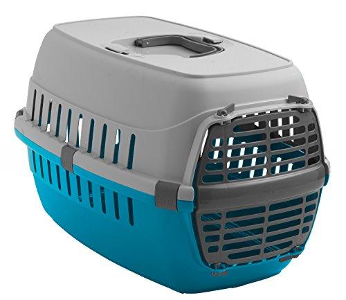 Heritage Skippa-Duo Transportbox für Haustiere, bunt, für Katzen, Hunde, Kaninchen, für Transport & Reise