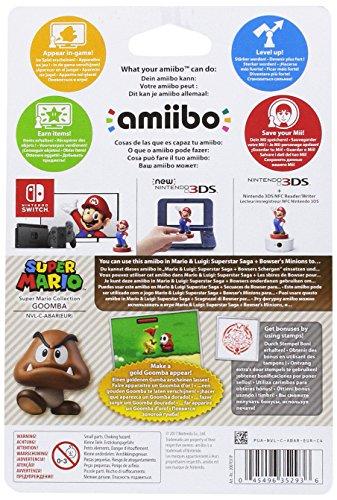 amiibo Super Mario Gumba - 2
