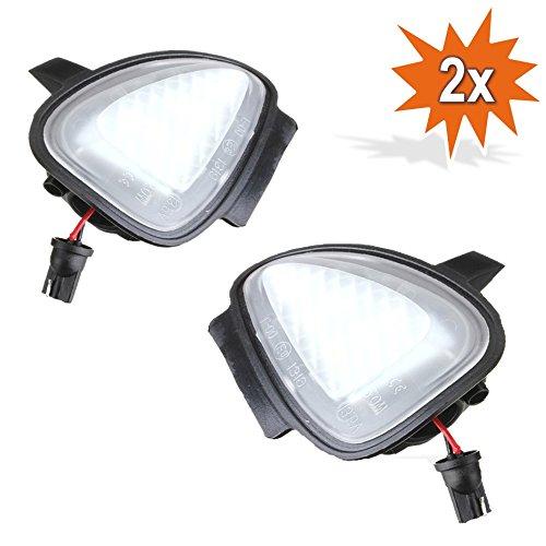 Preisvergleich Produktbild Do!LED D12 LED SMD Umfeldbeleuchtung Spiegel Umgebungslicht mit E Prüfzeichen