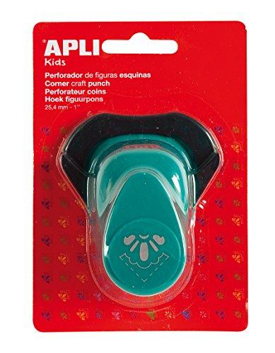 APLI Kids 13638 - Perforadora papel esquina media