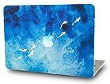 StarStruck Custodia Rigida MacBook Pro 15 Retina Case Rigida Cover Protettiva A1398 (Blu Pesce)