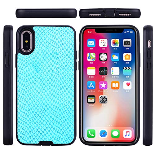 Forhouse iPhone Xr Hülle, iPhone Xr Shock-Absorption Cell Phone Cases Excellence Defender Protective Hülle Cove für iPhone Xr
