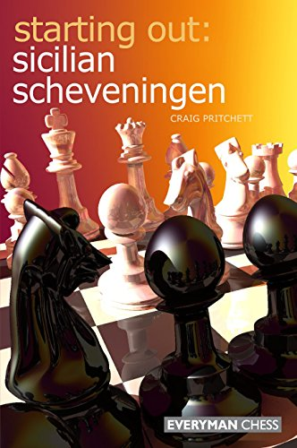Starting Out: Sicilian Scheveningen (English Edition) por Craig Pritchett