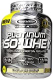 MuscleTech Platinum 100% ISO Whey Supple...