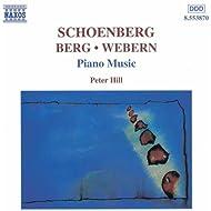 Schoenberg / Berg / Webern: Piano Music
