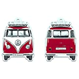 Official VW Camper Van T1 Air Freshener – Vanilla Red
