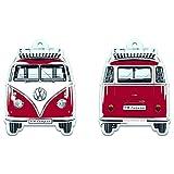 Official VW Camper Van T1 Air Freshener – Vanilla Red