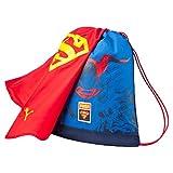 Puma Turnbeutel Superman Gym Sack, Princess Blue, OSFA, 073827 01
