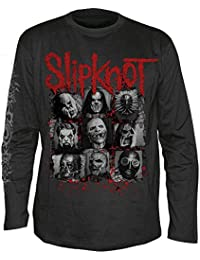 SLIPKNOT - Bloody Masks - Langarm - Shirt / Longsleeve
