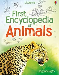 First Encyclopedia of Animals (Usborne First Encyclopedias)