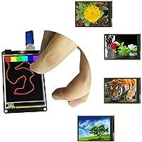 KEYESTUDIO UNO R3 Pantalla Táctil TFT DE 2,8 Pulgadas con Tarjeta SD LCD Módulo para Arduino