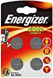 Energizer CR2032 Lithium Coin Battery 4 Pack