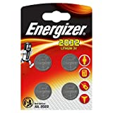 Image of Energizer CR2032 Lithium Coin Battery 4 Pack