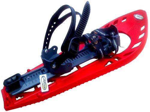 Morpho 13MHRAQYLC RGB - Botas de snowboard para adulto, talla pequeña, color rojo y gris