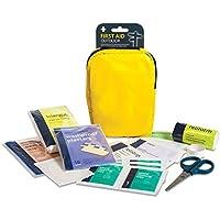 metropharm 2755.0R.M. Outdoor Erste Hilfe Kit, groß, gelb Tasche preisvergleich bei billige-tabletten.eu
