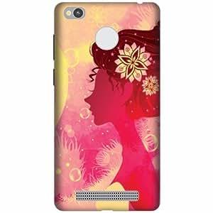 Xiaomi Redmi 3 pro Plastic Back Cover - Multicolor Designer Cases Cover By Printland