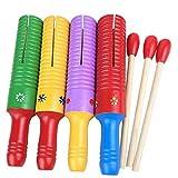 Swiftswan Kleinkind Educational & Musical Percussion für Kinder & Kinder Instrumente Set Fördern Feinmotorik, Verbesserung Hand Zu Auge Koordination,