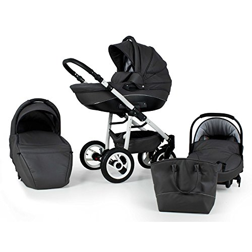 Adbor Nemo Exclusive 3 in1 passeggino combinato