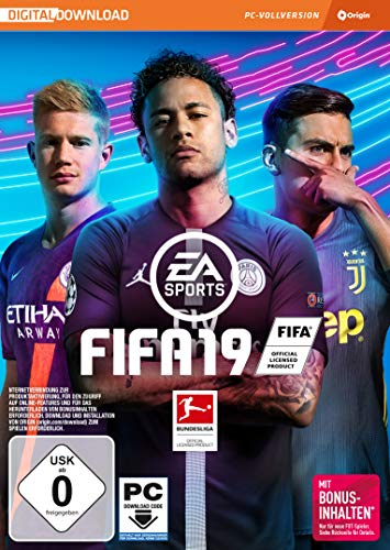 FIFA 19 - Standard Edition | PC Download - Origin Code Standard-pc