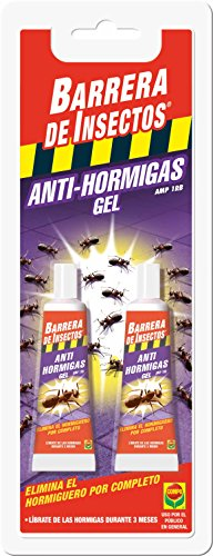 Compo 2070002011–Barriere von Insekten antihormigas Gel 2x 15gr