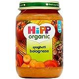 Hipp Spaghettis Bolognaise Organiques 7 + Mois 190G
