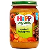 Hipp Spaghettis Bolognaise Organiques 7 + Mois 190G - Lot De 2