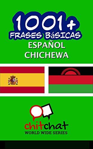1001+ Frases Básicas Español - Chichewa por Jerry Greer