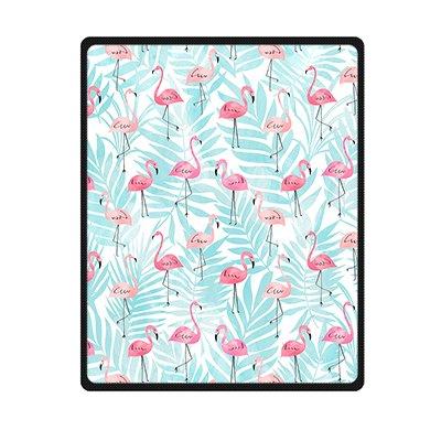 Dalliy flamingo Mikrofaserdecke Cozy kuscheldecke Fleeze Blanket 40