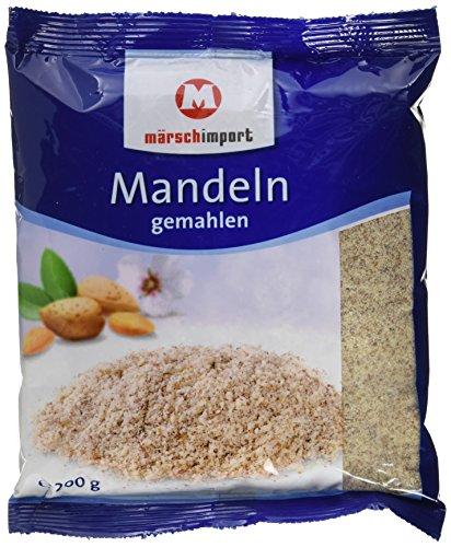 Maersch Mandeln gemahlen, 200 g