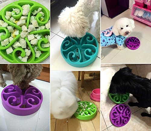 Sankill-Slow-Feed-Bowl-Interactive-Bloat-Stop-Pet-Feed-Bowl-Slow-Eating-for-Dog-Pet
