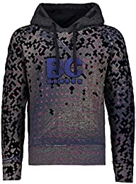 BEST COMPANY Men's Hoodie Multicolour Multi-Coloured