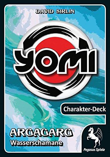 Pegasus-Spiele-17434G-Yomi-Einzeldeck-Argagarg