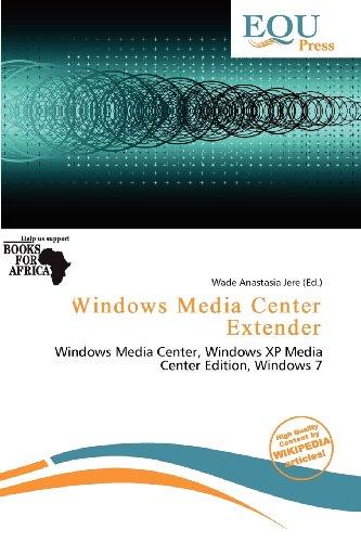 Windows Media Center Extender Windows Media Center Extender