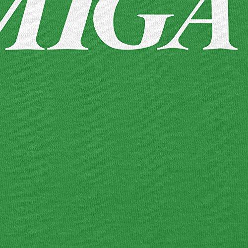Texlab–Classic Amiga–sacchetto di stoffa Verde