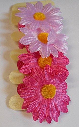 Fille/Femme Fleur Cheveux élastiques Bandeau - Lots cadeaux de fête/Noël