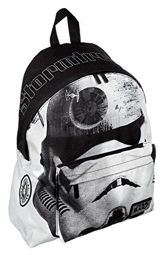 Undercover SWTS7710 Schulrucksack, Star Wars Storm Trooper, ca. 32 x 41 x 14 cm Preisvergleich