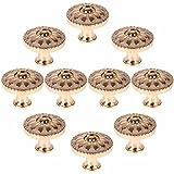 FBSHOP(TM) 10 Stück Zink-Legierung Möbel Griffe Cabinet Knöpfe und Türknauf Tür Schrank Kleiderschrank Küche Pull Griffe Möbelbeschläge