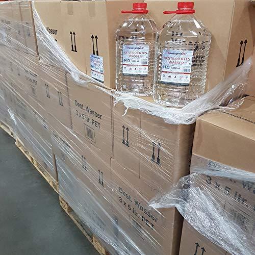 Destilliertes Wasser 25 Liter Powerpreis incl Versand 12,49